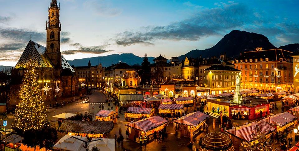 Mercatini Natale.Mercatini Di Natale Alto Adige Vivi La Magia Natalizia