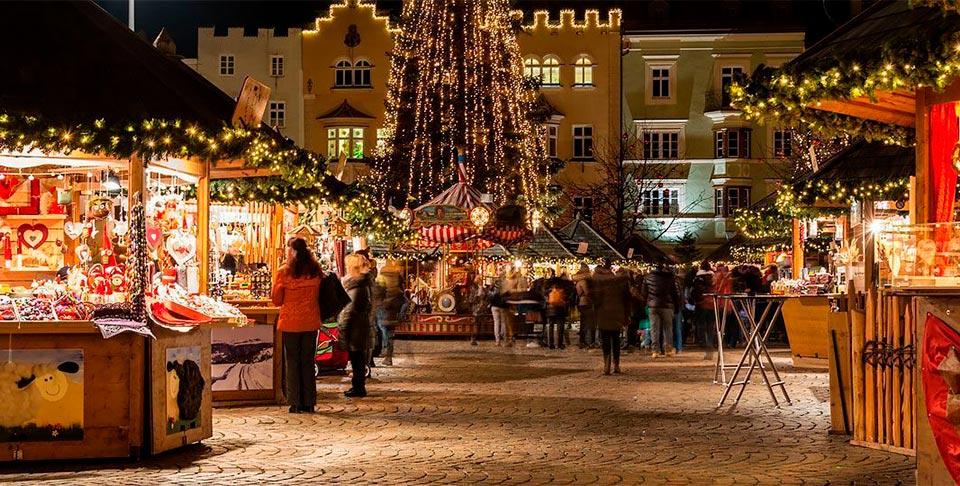 Mercatini Di Natale.Mercatini Di Natale Alto Adige Vivi La Magia Natalizia