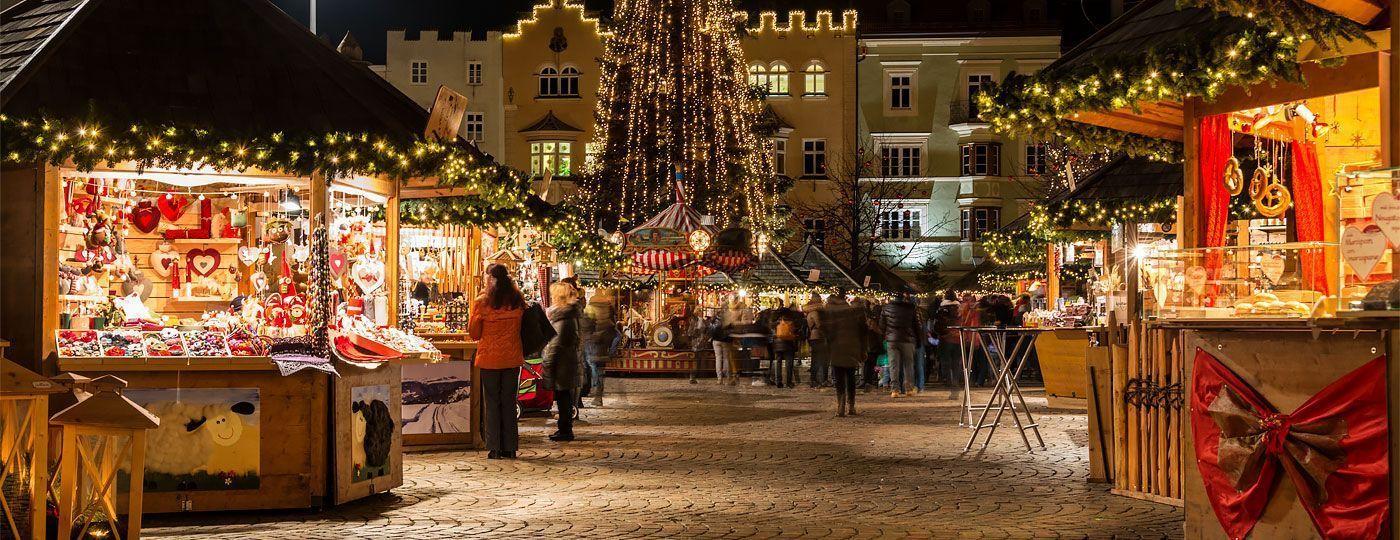 Natale Di Natale.I Mercatini Di Natale Di Bressanone E La Loro Magica Atmosfera